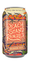 Peach Stand Rambler, Odell Brewing