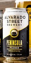 Peninsula Pilsner, Alvarado Street Brewery