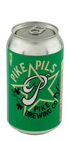 Pike Pils, The Pike Brewing Co.