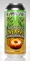 Pineapple Upside Down Cake Beer, Hoppin Frog Brewery