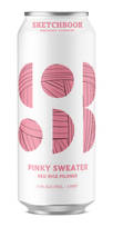 Pinky Sweater, Sketchbook Brewing Co.