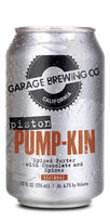 Piston Pump-Kin Porter, Garage Brewing Co.