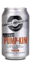 Piston Pump-Kin Porter, Garage Brewing Co.