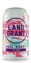 Pool Party Pilsner, Land-Grant Brewing Co.