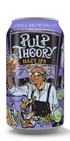 Pulp Theory Hazy IPA, Odell Brewing
