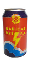 Radical Rye I.P.A. by Gnarly Barley Brewing Co.