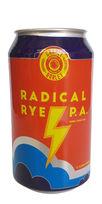 Radical Rye I.P.A. by Gnarly Barley Brewing Co.