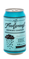 Foolproof Beer Raincloud Robust Porter