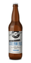 Real Vanilla Cream Ale, Garage Brewing Co.