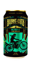 Burnt City Beer Retrofit Lime Radler