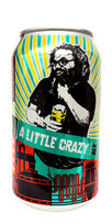 Revolution Brewing A Little Crazy Belgian IPA beer
