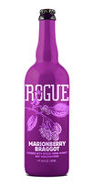 Rogue beer marionberry braggot