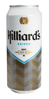 Hilliard's Saison Beer