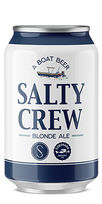 Salty Crew Blonde Ale, Coronado Brewing Co.