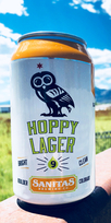 Sanitas Hoppy Lager, Sanitas Brewing Co.