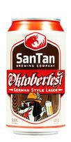 Santan Oktoberfest beer