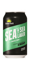 Green Flash Sea to Sea Lager beer