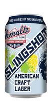 Shmaltz Slingshot American Craft Lager, Schmaltz Brewing Co.