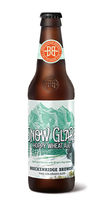 Snow Glare Hoppy Wheat by Breckenridge Brewery