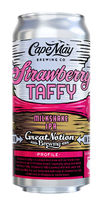 Strawberry Taffy, Cape May Brewing Co.