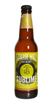 Sublime Citrus Wit by Starr Hill Brewery