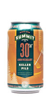 Summit Beer 30th Anniversary Keller Pils
