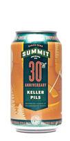 Summit Beer 30th Anniversary Keller Pils