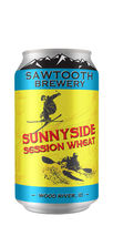 Sunnyside Session Wheat by Sawtooth Brewery