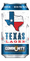 Texas Lager, Community Beer Co.