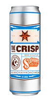 The Crisp Sixpoint Beer Pilsner