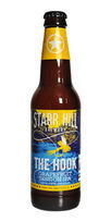 The Hook Grapefruit Session IPA by Starr Hill Brewery