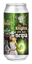 The Knights Who Say NEIPA, Pontoon Brewing