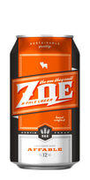 The One They Call Zoe Hops and Grain beer