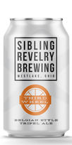 Third Wheel Belgian Tripel, Sibling Revelry Brewing