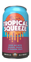 Tropical Squeeze, Armadillo Ale Works