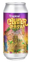 Tropical Clusterf&$%, Pontoon Brewing
