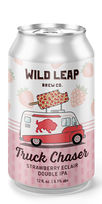 Truck Chaser Strawberry Eclair, Wild Leap Brew Co.