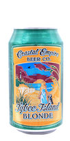 Tybee Island Blonde by Coastal Empire Beer Co.
