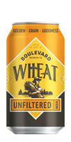 Boulevard Brewing Unfiltered Wheat beer