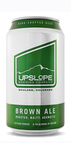 Upslope Brown Ale, Upslope Brewing Co.