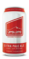 Upslope Citra Pale Ale, Upslope Brewing Co.