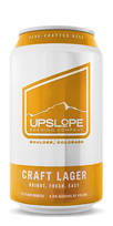 Upslope Craft Lager, Upslope Brewing Co.