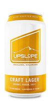 Upslope Beer Craft Lager