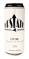 upstate brewing ipw India Pale Wheat beer