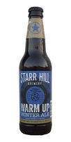 Warm Up Winter Ale by Starr Hill Brewery