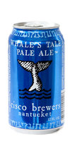 Whale's Tale Pale Ale Cisco Brewers