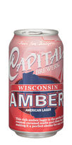 Wisconsin Amber by Capital Brewery