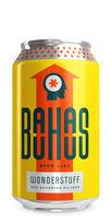 Wonderstuff Bohemian Pilsner Bauhaus Beer