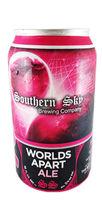 Southern Sky beer Worlds Apart Ale beer