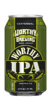 Worthy Brewing IPA Beer